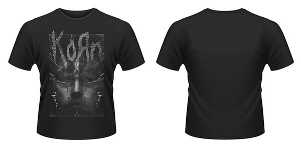 T-Shirt Korn. Third Eye