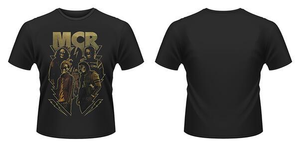 T-Shirt My Chemical Romance. Appetite For Danger