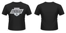 T-Shirt Hollywood Undead. La Crest