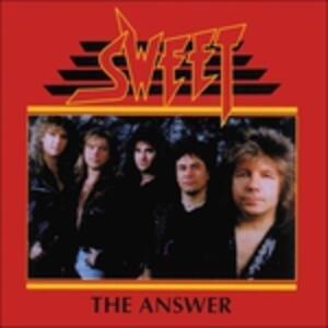 The Answer - Vinile LP di Sweet