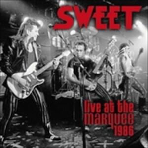 Live at the Marquee 1986 - Vinile LP di Sweet