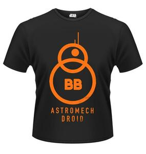 T-Shirt Star Wars. The Force Awakens. BB-8