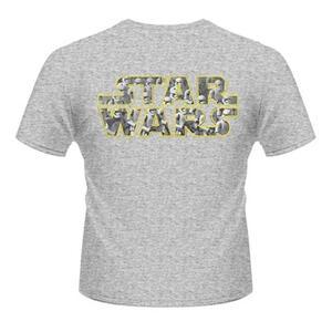 T-Shirt Star Wars. The Force Awakens. Logo Stormtrooper Pattern Rear - 2