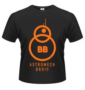 T-Shirt Star Wars. The Force Awakens. BB-8