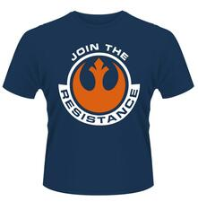 T-Shirt Star Wars. The Force Awakens. Join The Resistance