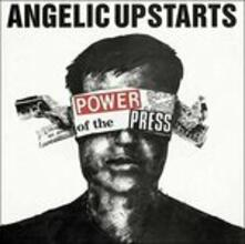 Power Of The Press - CD Audio di Angelic Upstarts