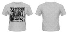 T-Shirt Sleeping With Sirens. Clipping