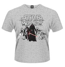 T-Shirt Star Wars. The Force Awakens. First Order