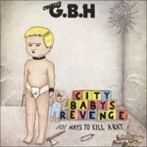 City Babe's Revenge - Vinile LP di GBH