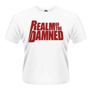 T-Shirt unisex Realm of the Damned. Red Logo
