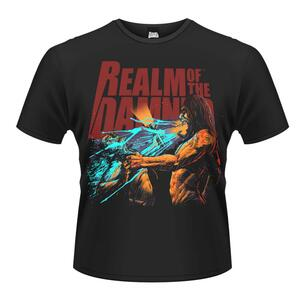 T-Shirt unisex Realm of the Damned. Scream