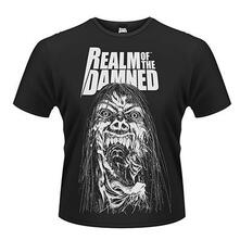 T-Shirt unisex Realm of the Damned. Logo & Balaur