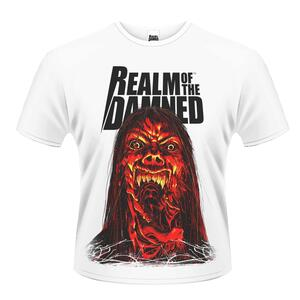 T-Shirt unisex Realm of the Damned. Logo & Colour Balaur