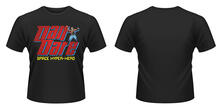 T-Shirt 2000ad Dan Dare. Logo
