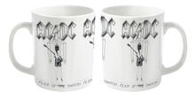 Tazza AC/DC. Flick of the Switch