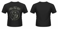 T-Shirt unisex Fall Out Boy. Skeleton