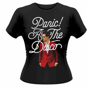t-Shirt donna Panic! At The Disco. Brendon Urie