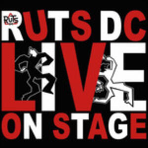 Live on Stage (Limited Edition) - Vinile LP di Ruts DC