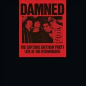 The Captains Birthday Party Live - Vinile LP di Damned