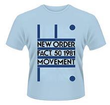T-Shirt unisex New Order. Movement