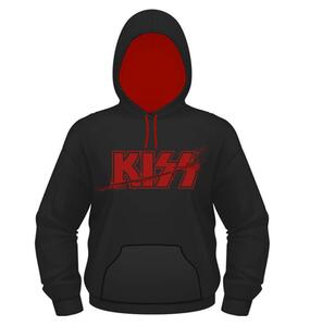 Felpa con Cappuccio Kiss. Revolution