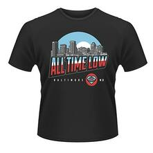 T-Shirt unisex All Time Low. Baltimore