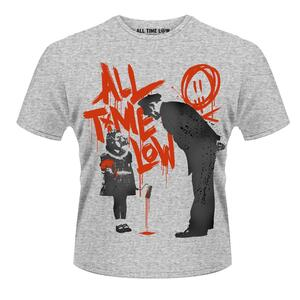 T-Shirt unisex All Time Low. Naughty