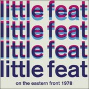 On the Eastern Front 1978 - Vinile LP di Little Feat