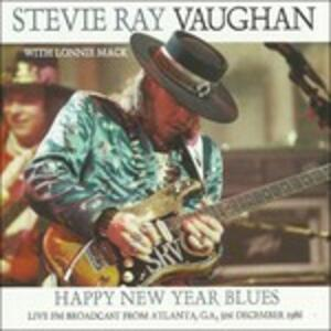 Happy New Year Blues - Vinile LP di Stevie Ray Vaughan