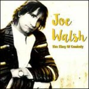 The King of Comedy - Vinile LP di Joe Walsh