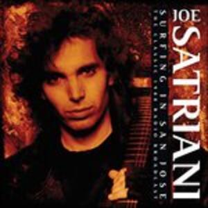 Surfing in San Jose - Vinile LP di Joe Satriani
