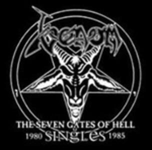 The Seven Gates of Hell - Vinile LP di Venom