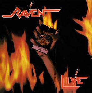 Live at The - Vinile LP di Raven