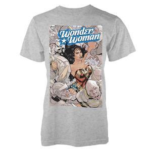 T-Shirt unisex Wonder Woman. Comic Cover