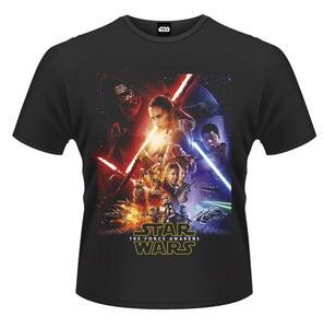 T-Shirt unisex Star Wars The Force Awakens. Force Awakens Poster
