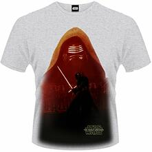 T-Shirt unisex Star Wars The Force Awakens. Kylo Ren Poster