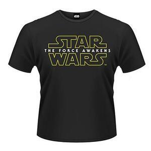 T-Shirt unisex Star Wars The Force Awakens. Logo