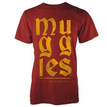 T-Shirt unisex Harry Potter. Muggles