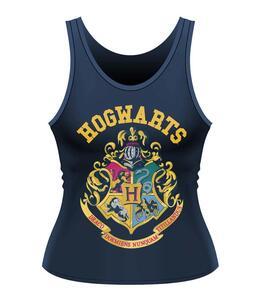 Canotta donna Harry Potter. Stemma Hogwarts