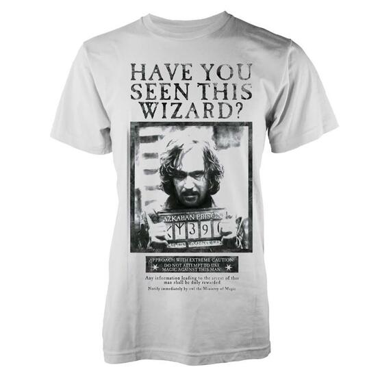 T-Shirt unisex Harry Potter. Have You Seen This Wizard