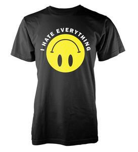 T-Shirt unisex Miss May I. I Hate Everything