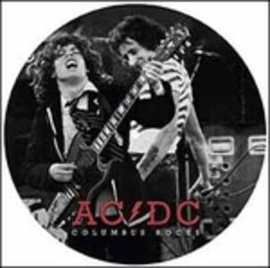 Columbus. The Ohio Broadcast 1978 - Vinile LP di AC/DC
