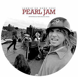 1995 Self Pollution Radio Broadcast - Vinile LP di Pearl Jam