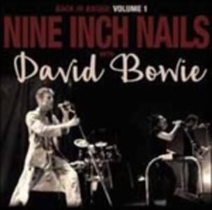 Back in Anger vol.1 - Vinile LP di Nine Inch Nails