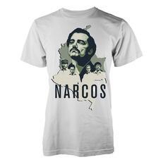 T-Shirt unisex Narcos. Columbia