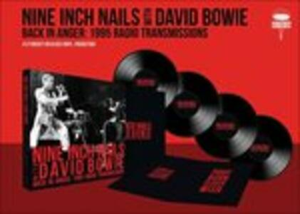 Back in Anger. The 1995 Radio Broadcast - Vinile LP di David Bowie,Nine Inch Nails