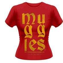 T-Shirt bambina Harry Potter. Muggles