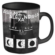 Tazza Asking Alexandria. The Black 2