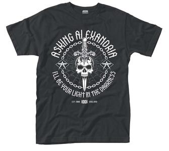 T-Shirt unisex Asking Alexandria. Light in the Darkness