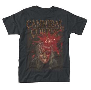 T-Shirt unisex Cannibal Corpse. Impact Splatter